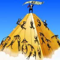 Сетевой бизнес или электронная пирамида